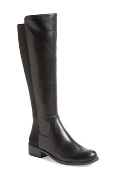 BCBGeneration 'Konner' Leather Riding Boot (Women) available at #Nordstrom