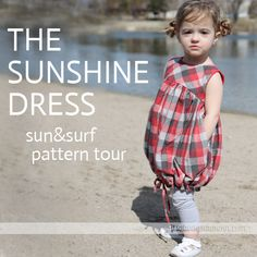 sunsurf pattern tour {the sunshine dress} - It's Always Autumn