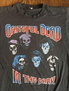 f3f3c256862 (ebay link) VTG Grateful Dead In The Dark T-Shirt M vintage 80s
