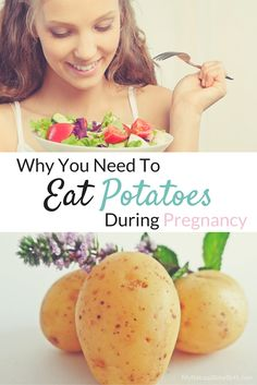 Why You Need To Eat Potatoes During Pregnancy
