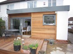 extension timber frame - Google Search