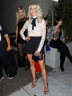 Julianne Hough Photos: Julianne Hough at Cosmopolitan Magazine's 50th Birthday Celebration