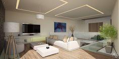 Sala de Tv: Salas multimedia de estilo Minimalista por 21arquitectos
