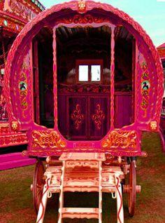 Gypsy wagon - for the backyard