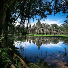the Angkor complex, Siem Reap province, Cambodia