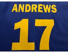 Riverdale Inspired Archie Andrews V-Neck T-Shirt