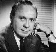 Jack Benny in the 1940s (listen to the broadcast from January 31, 1943 that Grandpa listened to here: http://www.oldradioprograms.us/My%20Old%20Radio%20Shows/J/Jack%20Benny%20Show/JB_430131_From_Quantico_Marine_Base_Virginia.mp3)