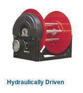 Hydraulically Driven.