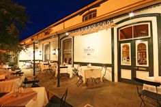 French Connection Bistro in Franschhoek