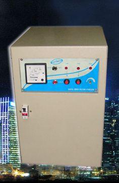 servo voltage stabilizer manufacturers in delhi