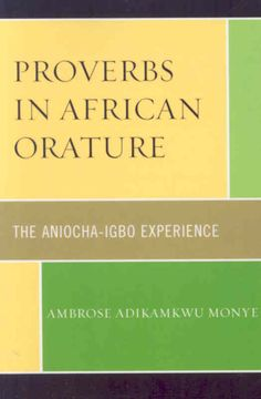 Proverbs in African Orature examines how preliterate Africans handle oral literacy criticism of their proverbs. The study demonstrates that Africans employ literary styles and strategies in speaking t