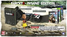 Far Cry 3 Insane Edition for PC by Ubisoft, Shooter, Action, Sealed Survival Prepping, Survival Skills, Survival Gear, Wilderness Survival, Definition Of Insanity, Survival Tattoo, Monkey Business, New Trailers, Kit