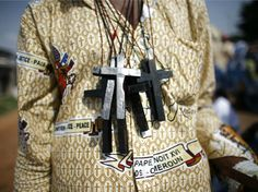 ROME (AP) — Italian officials say three missionary nuns have been found slain in their convent in Burundi.