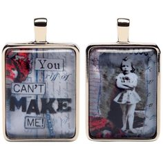 Make Me Collagette Charm - Eye Candy For the Soul by Sally Jean $11.99