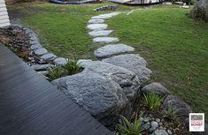 Schist Stone Alpine Garden Edge, Schist decoration, Schist Walling, Schist cladding, Premier Schist Stone Alpine Garden, Stone Supplier, Garden Edging, Auckland, Stepping Stones, Concept, Outdoor Decor, Design, Stair Risers