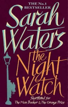 The Night Watch - Sarah Waters. Another gem from Sarah Waters. I love everything she writes: her prose style is effortless and her books completely absorb you. The Night Watch is set in WW2 (another one for this year!) and the narrative travels back in time. If I was to be hyper critical this book is not as outstanding as The Little Stranger or Fingersmith but still bloody good.