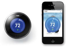 Nest Labs is a home automation producer of programmable, self-learning, sensor-driven, Wi-Fi-enabled thermostats, smoke detectors, and other security systems.