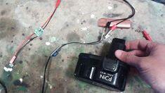 come convertire un  pacco batterie ni cd in li ion