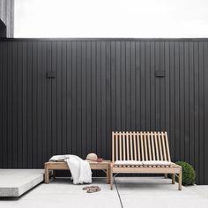Indoor Outdoor Living, Outdoor Areas, Outdoor Rooms, Outdoor Furniture, Outdoor Decor, Brooklyn Backyard, Terraced Landscaping, Pool House Designs, Backyard Renovations