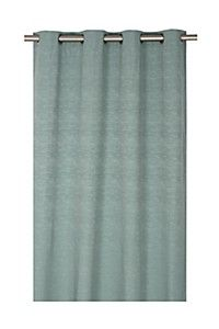 MONTANA BLOCK OUT 140X225CM EYELET CURTAIN