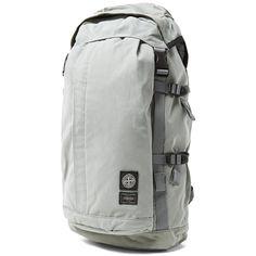 Stone Island x Head Porter Backpack (Blue Grey) Porter Backpack, Rucksack  Backpack, e0132fcad8