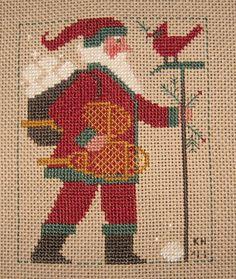 Prairie schooler santa 2011