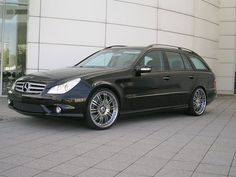 Mercedes Benz CLS Wagon ( Custom )