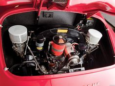 Porsche 1600 De Luxe Speedster US-spec Porsche 356 Speedster, Porsche 356a, Car Photos, Dream Cars, Vw, Motorcycles, Classic, Photo Galleries, Motors