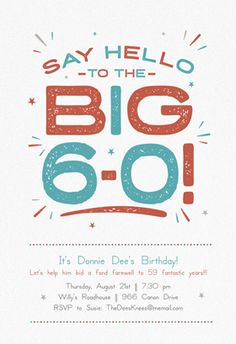 Collection of thousands of free Birthday Party Invitation from all ...