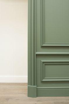 Architrave Plinth Blocks - Door Plinth Blocks : Pair of plain door plinth blocks to suit door architrave High x Deep. Interior Walls, Interior Design, Wall Design, House Design, Plinth Blocks, Orac Decor, Wall Molding, Moulding, Architrave