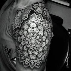 35 Spectacular Black and Grey Tattoo Designs & Ideas