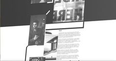 Responsive Portfolio Website by theXdesign on @creativemarket