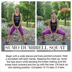 Sumo Squat revelationwellness.org