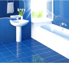 Small Bathroom Floor Tile Design Ideas With Blue Difference Shower Modern And Clic White