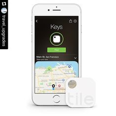 Thanks for the shout out! Tile is great for #travel! #Repost @travel_upgrades  lost or found @Tiledit Bluetooth Tracker $25. #lostkeys #tracker #tileapp #ny #nyc #corporateevents #newyorkcity #lostwallet #keyfinder #favoriteapps #iot #realestate #keychain #tiledit  www.thetileapp.com