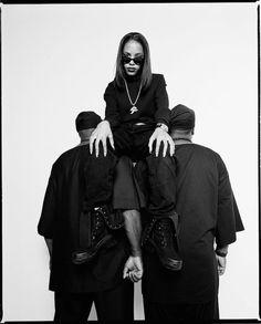 Frm Da Sth — aaliyah by jake chessum. Rip Aaliyah, Aaliyah Style, Aaliyah Outfits, Hip Hop Fashion, 90s Fashion, Fashion Outfits, Black Girl Magic, Black Girls, Black Women