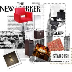 Get this salon equipment exclusively at Standish Salon Goods   The Gwyneth Styling Chair http://stand.sh/gwynethred   The Chicago Station http://stand.sh/chicagoesp