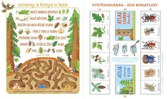 sluníčko World Languages, Bugs And Insects, Teaching Spanish, Montessori, Activities For Kids, Bullet Journal, Teacher, School, Creativity