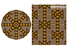 PATTERN:Africa Set of Wayuu Mochila Patterns Mochila Bag