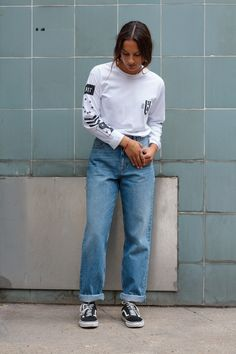 aa5b0b4763d5 34 Best #TopshopStyle images | Clothing, Long sleeve tee shirts ...