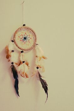 dreamcatcher by Maren Myhre, via Flickr