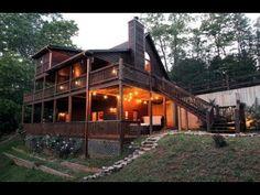 Mountain view rental cabin-High-Bear-Nate