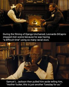 Samuel L. Jackson doesn't get easily offended…