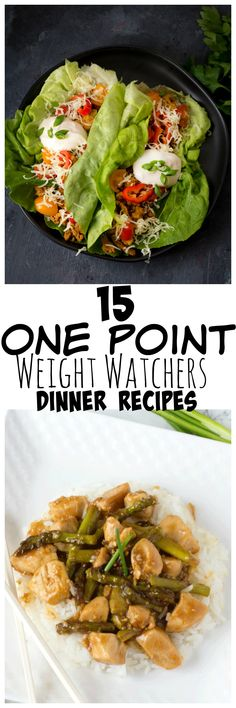 If you are looking for amazing Weight Watchers Recipes that are low in points, then look no further then this tasty list of One Point Weight Watchers Dinner Recipes! The thing about low point recipes is that they are filled with the healthy items that will help you with your weight loss adventure.