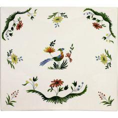 Oiseaux de Paradis - 1 Coupe carrée n°3