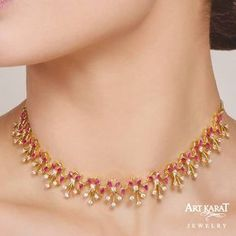 Jewerly Jewerly Ohrringe Diamond Brides Ideas Why Do People Gamble? Pearl Necklace Designs, Gold Earrings Designs, Gold Necklace, Necklace Set, Gold Bangles Design, Gold Jewellery Design, Fancy Jewellery, Gold Jewelry Simple, Simple Necklace
