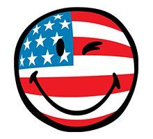 USA Smiley
