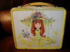Yellow Junior Miss....my lunchbox