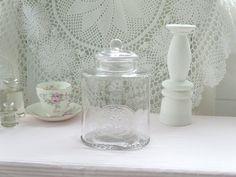 •♡•  Glas, Aufbewahrung, Bonboniere  •♡• von Weidenröschen auf DaWanda.com