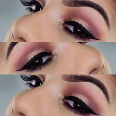 Colour pop cosmetics (Valentines day makeup)